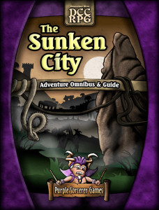 Sunken City Front Cover